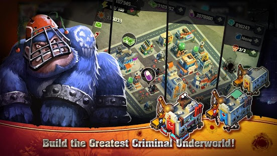 Clash of Mafias- screenshot thumbnail