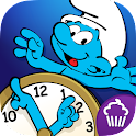 Telling Time with the Smurfs icon