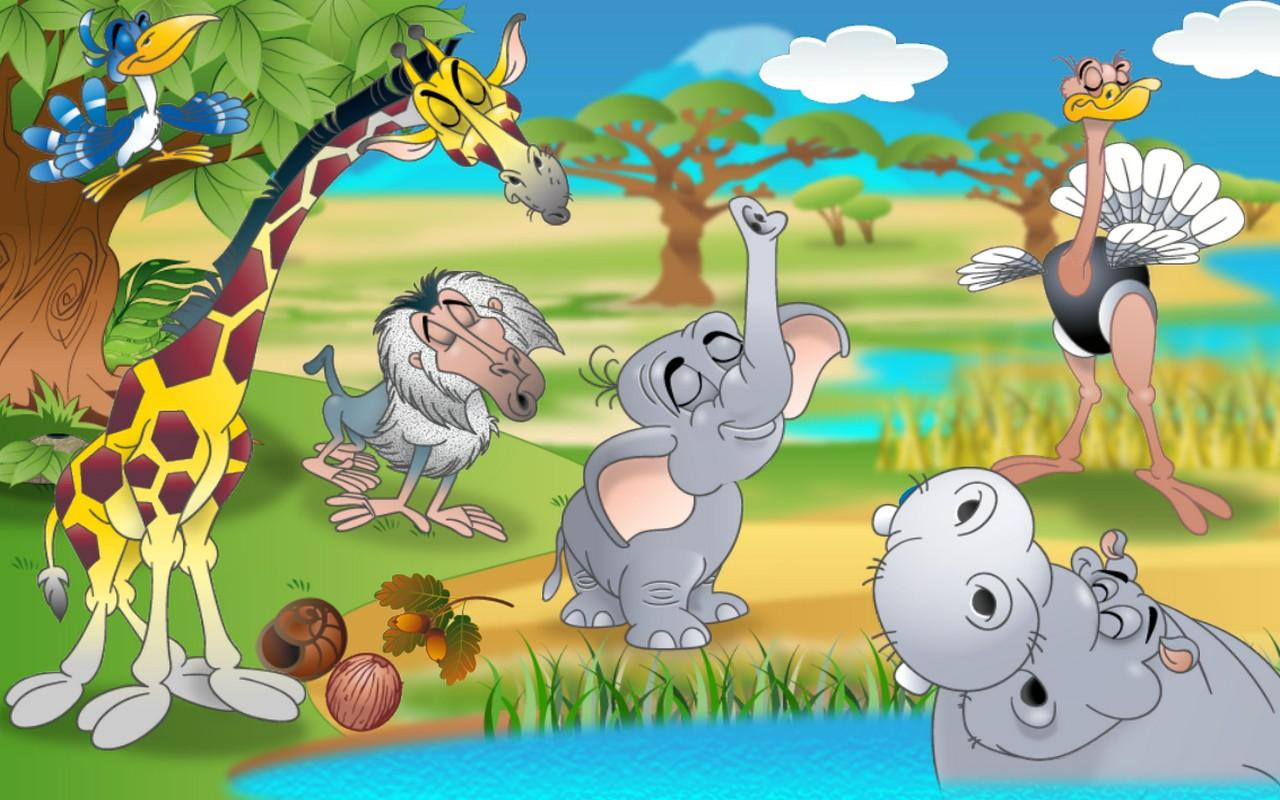 Animals Around the World Free- screenshot