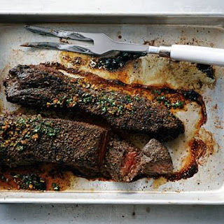 Six-spice Angus Steak.