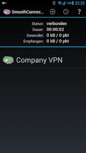 VPN SmoothConnect free beta