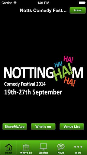 Notts Comedy Festival