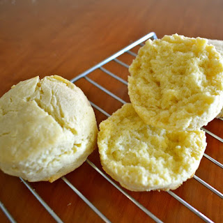 ALMOND FLOUR BUTTER BISCUIT VIDEO