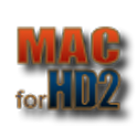 MAC Spoofer for HD2 logo