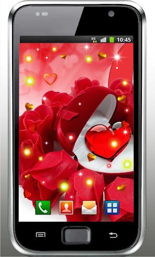 Romantic Rose live wallpaper