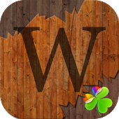 WoodPaper GO LauncherEX Theme
