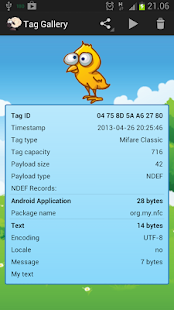 NFC Tag Cloner - screenshot thumbnail