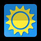 Meteogram    Weather  Tides  Widget  App icon