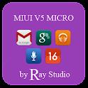 MIUIV5 MICRO APEX/NOVA/GO/ADW. icon