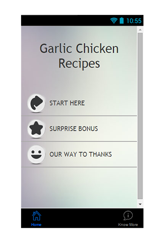 【免費生活App】Garlic Chicken Recipes Tips-APP點子