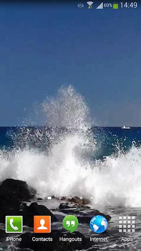 Ocean Waves Live Wallpaper 14  screenshots 8