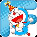 ドラえもん ライブ壁紙「HAPPY♪」 icon