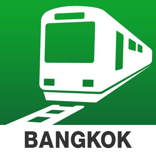 Transit 泰國曼谷 by NAVITIME 交通運輸 App LOGO-硬是要APP