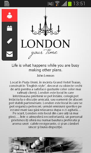 London Iasi