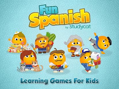Fun Spanish Learning Games