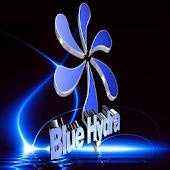 CM12 Theme Blue Hydra