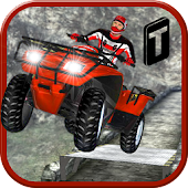 3D Quad Bike Offroad Stunts