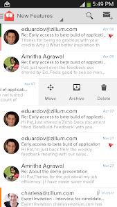 Zoho Mail v1.1.1