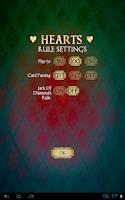 Screenshot of Hearts