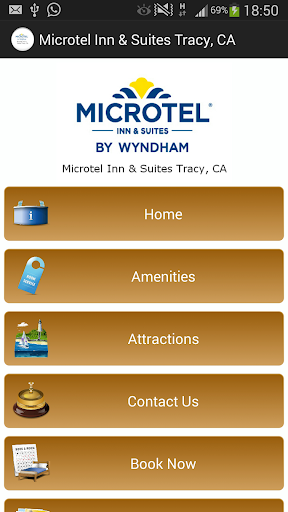 Microtel Inn Suites Tracy CA