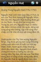 Screenshot of Danh nhan Viet