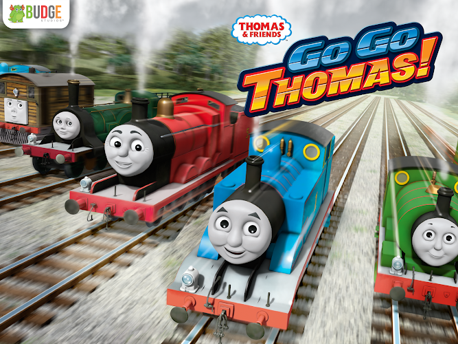 Thomas & Friends: Go Go Thomas Android App Screenshot