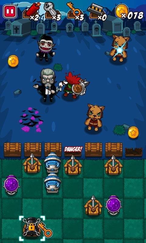 Monster War- screenshot
