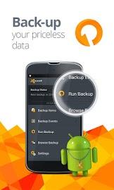 Mobile Backup & Restore Screenshot 1