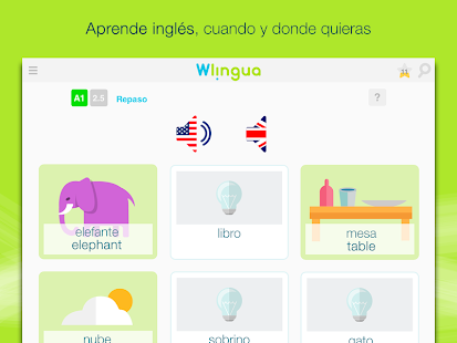 Aprender inglés con Wlingua for PC-Windows 7,8,10 and Mac apk screenshot 11