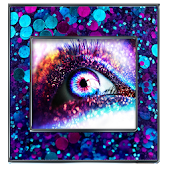 Glitter Photo Frame Luxury Pro