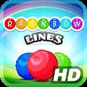 Rainbow Lines HD icon
