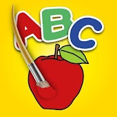 ABC Kids Coloring Book
