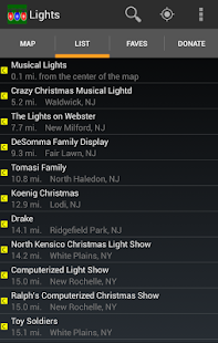 Christmas Light Displays- screenshot thumbnail