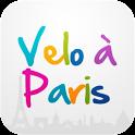 Paris by bike icon