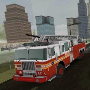 Fire Rescue Truck for PC and MAC