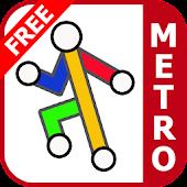 Barcelona Metro Free by Zuti