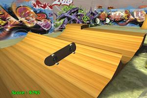 Screenshot of Skateboard Free