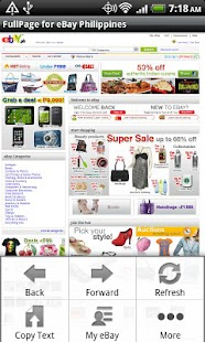 FullPage for ebay(Philippines)- screenshot thumbnail