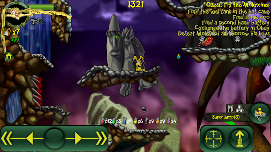 Toxic Bunny HD Screenshot 3