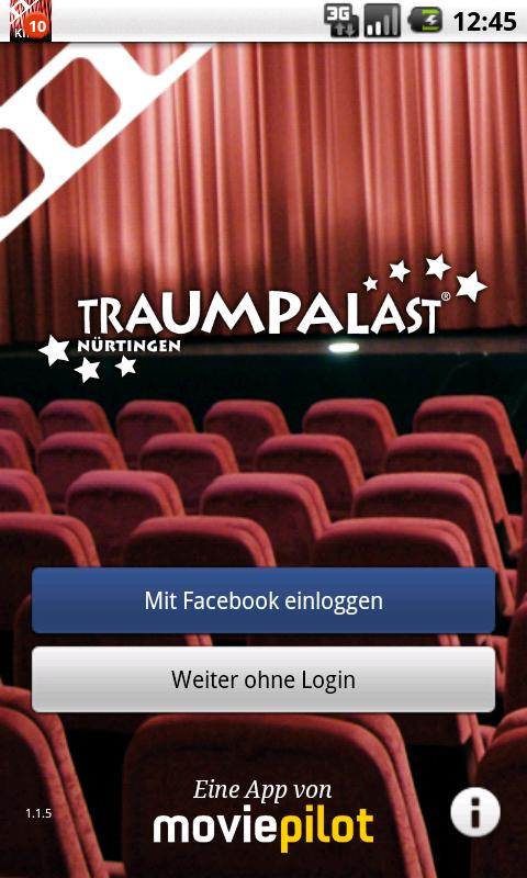 Traumpalast Nürtingen - screenshot
