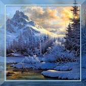 Magic Winter HD LWP