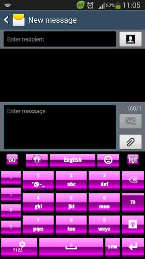 玩個人化App ピンクのキーボード免費 APP試玩