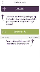 EventAssist- screenshot thumbnail