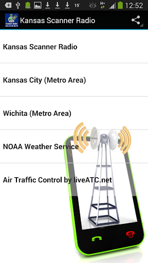 Kansas Scanner Radio FREE