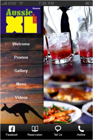 Aussie XL Cafe