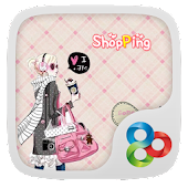 Shopping Theme Go Launcher