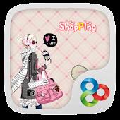 Shopping Theme Go Launcher