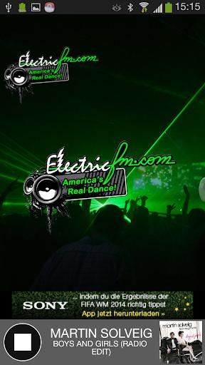 ElectricFM Radio