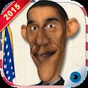 Obama: 2015 icon