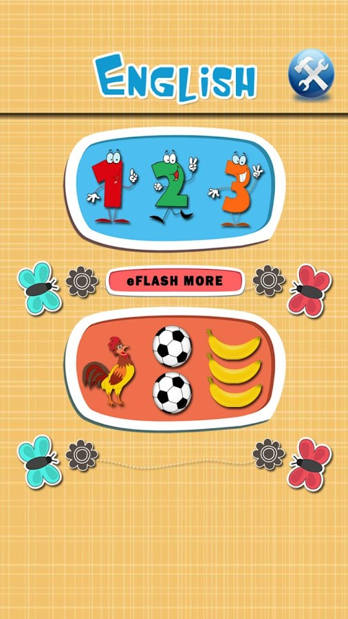 123 Numbers Flashcards 4 Kids - screenshot